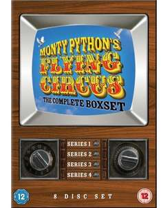 Monty Python's Flying Circus: The Complete Series £5.40 [Using Code] @ Zoom