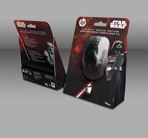HP Star Wars z4000 Wireless Mouse £24.99 @ ebay / jls_trading