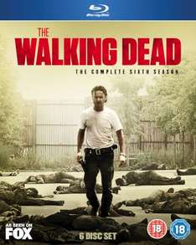The Walking Dead - Season 6 Blu-ray @ Zavvi for £14.99