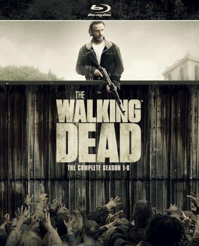 The Walking Dead - Season 1-6 Blu-ray @ Zavvi for £38.99