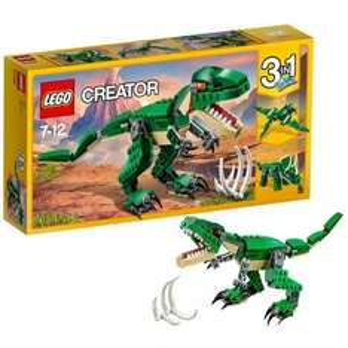 "LEGO 31058 ""Mighty Dinosaurs"" Building Toy £8.75 (Prime) £12.74 (Non Prime) @ Amazon"