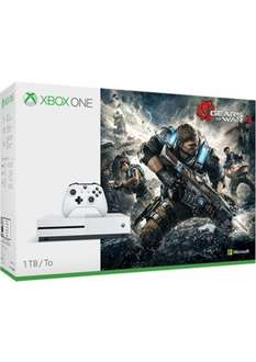Xbox One 1TB with Gears of War 4 - £225.94 Delivered - SimplyGames