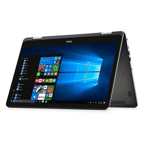 "Dell Inspiron 13 5000 Series 2-in-1 Convertible Laptop, Intel Core i3, 4GB RAM, 128GB SSD, 13.3"" Full HD £449.95 w/ 3 Year guarantee @ John Lewis"