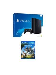 Playstation 4 PS4 Pro Console with Horizon Zero Dawn @ Very - £349.99