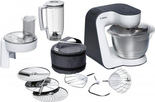 Bosch MUM52120GB Styline Kitchen Machine Food Mixer, 700 W - White/Grey Amazon for £144.99