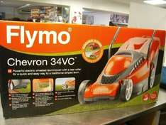 Flymo Chevron 34 VC Lawnmower TODAY ONLY £64.99 @ Amazon