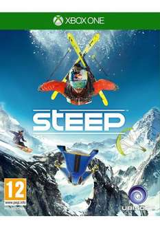 Steep PS4 & Xbox One - £17.85 @ SimplyGames