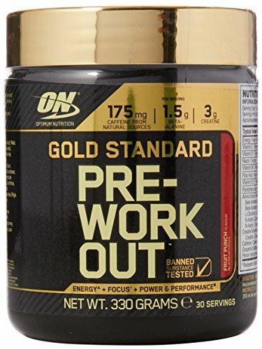amazon deal of the day O.N pre workout - £10.49 (Prime / £14.98 non Prime) @ Amazon