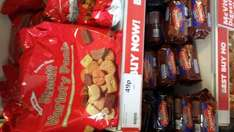 Assorted pack 500g biscuits instore @ heron foods 49p instore