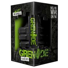 Grenade Black Ops Declare War on Fat Weight Management Capsules -100 caps £15.92 S&S @ Amazon
