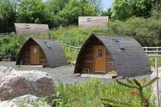 Wigwam Glamping in a fully equipped Cabin in the Forest of Dean just £39 for up to 5 people at Wowcher
