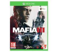 Mafia III - Xbox One  ARGOS less than half price was £45.99 MEGA DEAL - £21.49 @ Argos