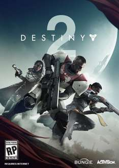 Destiny 2 Closed BETA code PS4 / XBOX One £1.13 -  kinguin / MMOPlayStore.com