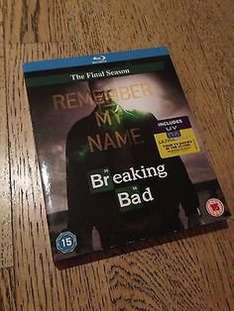 Breaking Bad-Final Season (Blu-Ray) £1 - Poundland