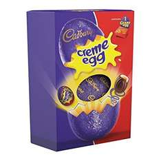 Giant Cadbury Easter Eggs £5.99 instore at McColls