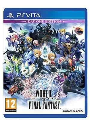 World of Final Fantasy  (PS vita) £18.85 @ Base