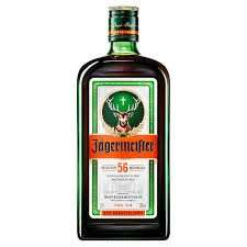 jagermeister 70 cl bottle £15 @ Tesco