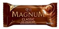 Magnum Ice Creams 4 x Classic/White/Mint or Almond - £1.75 - at Tesco