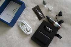 Kebor E-Cig 50W Compact Vape Box Kit with Variable Wattage Sold by Kebor Direct and Fulfilled by Amazon for £36.99