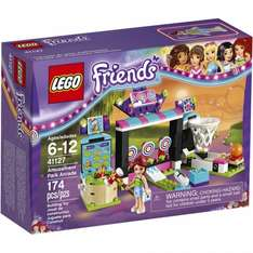 LEGO Friends Amusement Park Arcade 41127 £15.20 inc Delivery @ John Lewis