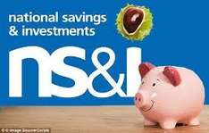 NS&I 3 Year Fixed Rate Bond @ 2.2% *** Market Leading ***