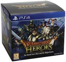Dragon Quest Heroes Collectors Edition (PS4) only £ 32.99 @ amazon uk