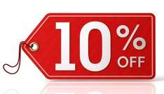 Currys Leeds white rose 10% off all display stock