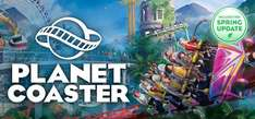 Planet Coaster £22.49 @ STEAM Store