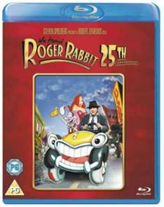 Who Framed Roger Rabbit? : 25th Anniversary Edition (Blu-Ray) £5.99 @ HMV (+£2 Delivered/£10 Spend = Free Delivery)