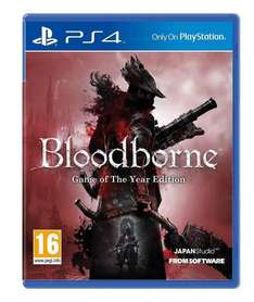 Bloodborne - Game of the Year edition (PS4) £21.99 @ Go2games