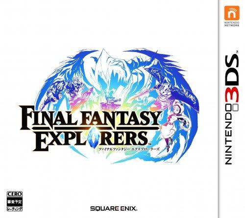 Final Fantasy Explorers (3DS) - £19.85 @ ShopTo