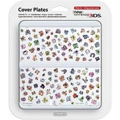 NEW Nintendo 3DS Cover Plate - Classic Pokemon £4.95 Delivered @ The Game Collection (TGC)