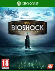 Bioshock: The Collection (Xbox One & PS4) - £19.99 @ Smyths (Instore & online)