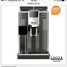 Gaggia Anima XL Automatic Bean to Cup Coffee Machine  - £499.99 @ Costco