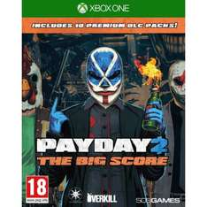 Pay Day 2 (Xbox One + PS4) £17.95 @ The Game Collection