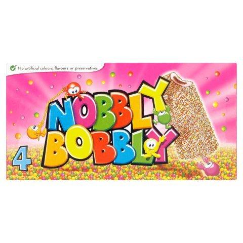 Nobbly Bobbly 4 x 70ml half price £1.00 @ Iceland.