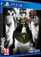 [PS4] Yakuza Kiwami - Steelbook @ shopto for £26.86