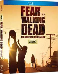 Fear the Walking Dead Season 1 Blu-Ray £6.99 (2 for £12) @ Zavvi [Free P&P with orders £10+]