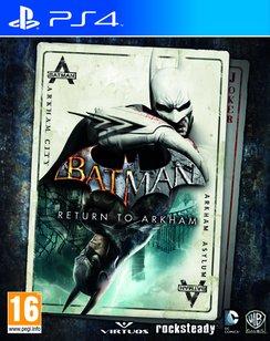 [PS4] Batman: Return to Arkham - £14.86 - Shopto