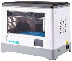 Flashforge Dreamer 3D Printer Dual-extruder Printer with Clear Door and Rear Fans £669 Lightning Deal @ Amazon