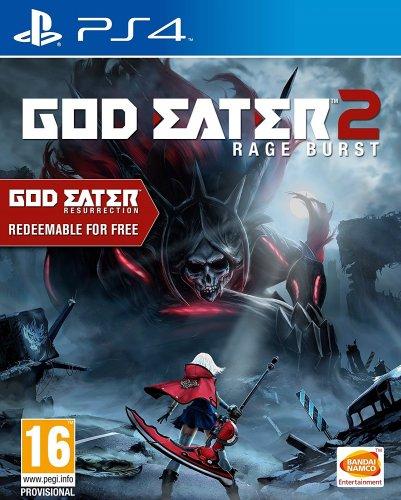 (PS4) God Eater 2: Rage Burst (Includes God Eater Resurrection) - £17.99 (Prime) / £19.98 (non Prime) at Amazon