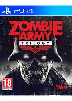 (PS4) Zombie Army Trilogy - £14.85 @ BASE