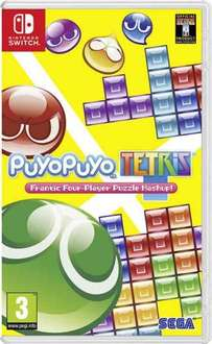 Free Puyo Puyo Tetris demo for Nintendo Switch