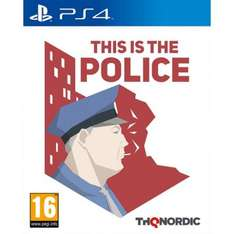 This is the police (PS4/Xbox One) £9.99 Delivered @ TGC