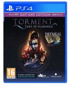 [PS4] Torment Tides of Numenera - Day One Edition - £14.99 / No Man's Sky - £12.99 - Go2Games