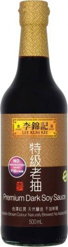 Lee Kum Kee Premium Dark Soy Sauce (500ml) ONLY £1.40 @ Tesco