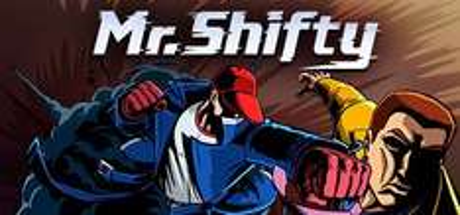 Mr Shifty £9.89 @ steam