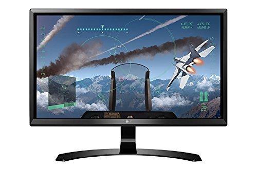 """LG 24UD58 24"""" 4K/UHD IPS FreeSync Monitor £254.97 @ Amazon"""