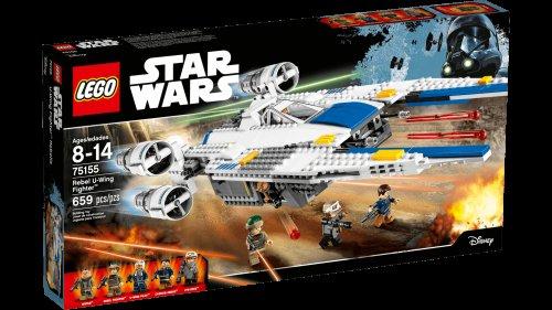 Lego Star Wars U Wing £44.99 Argos and Amazon