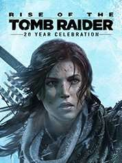 Rise of the Tomb Raider 20th Year Anniversary PC @ GMG for £13.79